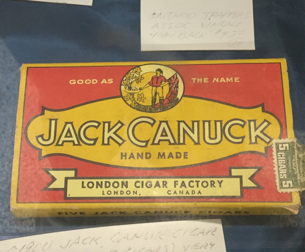 Jack Canuck Cigar Package