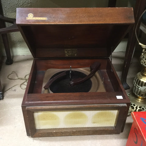 1950's Record Player