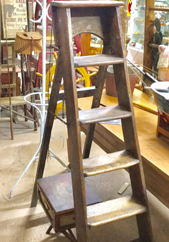 1870's Deep Step Ladder