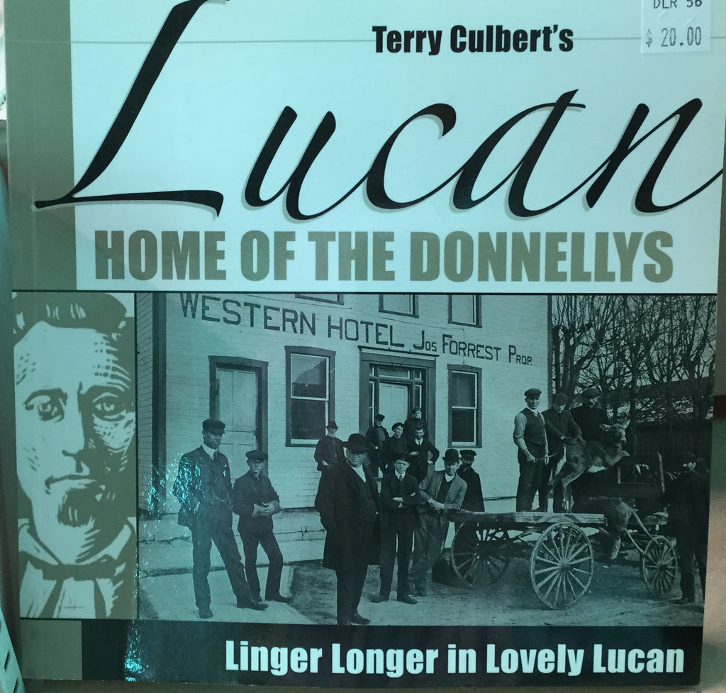 Lucan: Home Of The Donnelly's Book