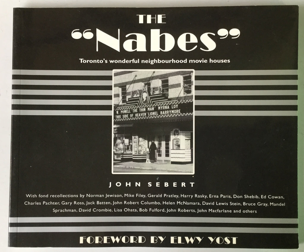 The Nabes Book Toronto Theatre