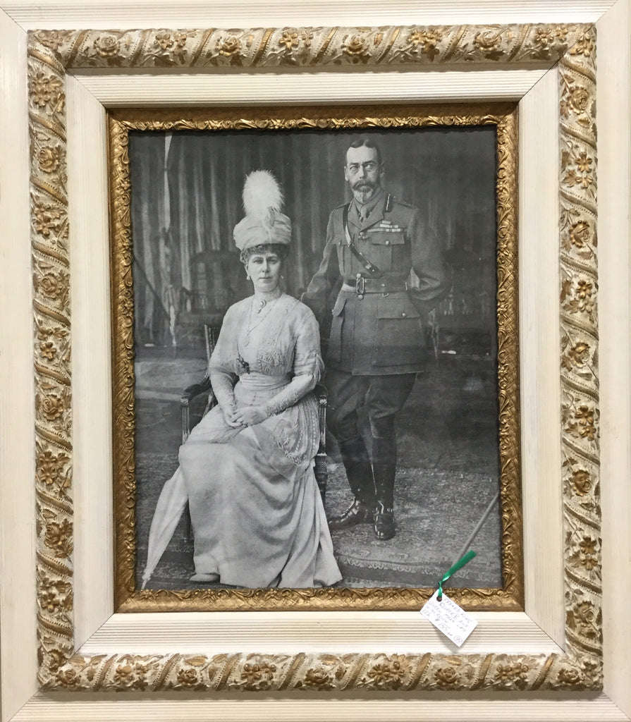 George V and Queen Mary Picture