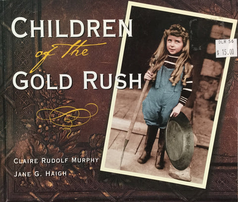 Children of the Gold Rush Book