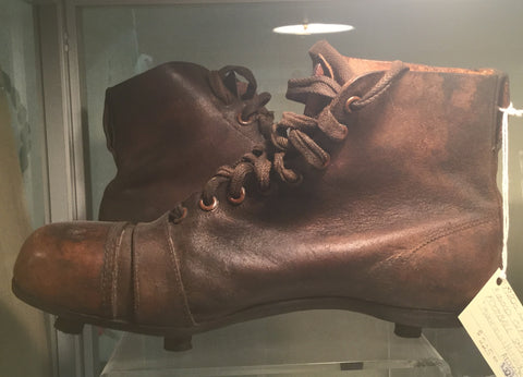 1920's Football Cleats