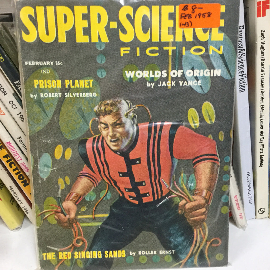 Super-Science Fiction