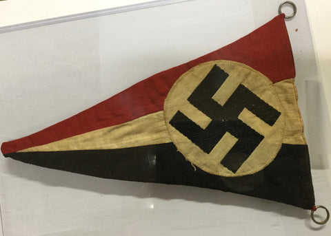 German Vehicle Flag