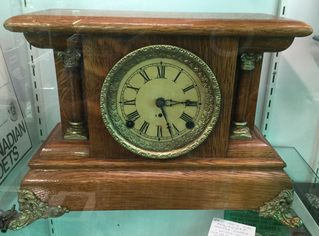 Pequegnat Mantle Clock