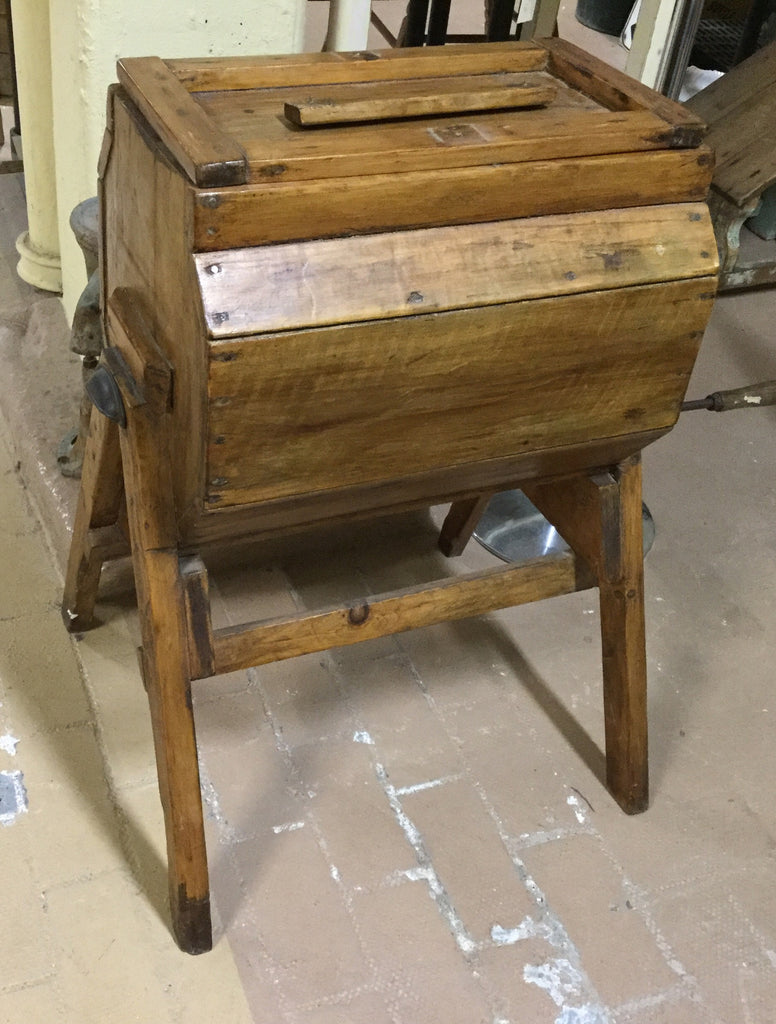 Butter Churn, Pine Primitive