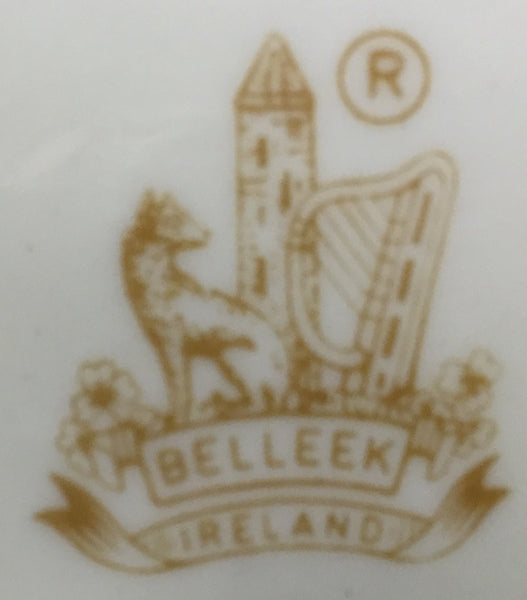 Belleek Flower Vase