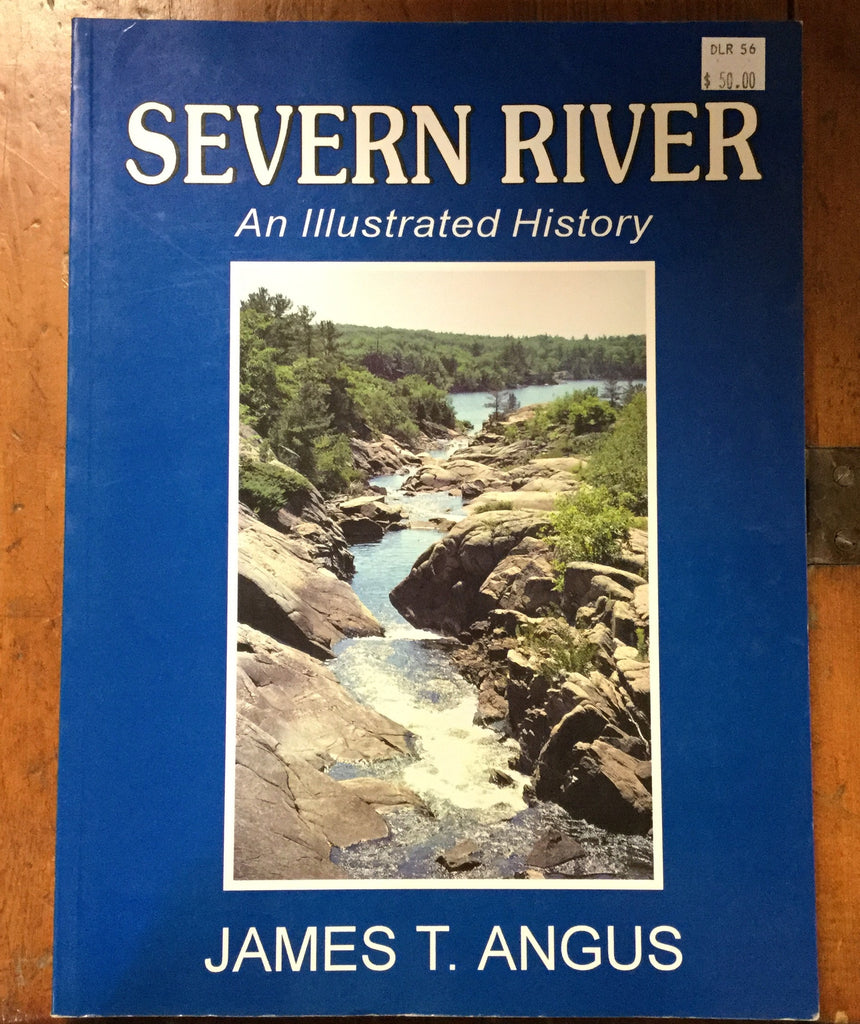 Severn River An Illustrated History Book