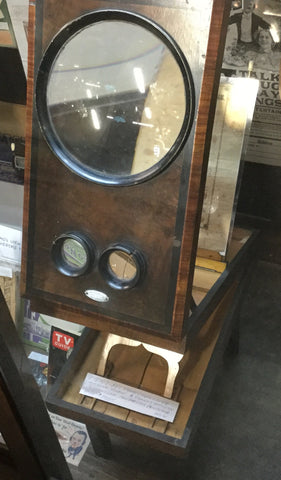 Stereographoscope Device