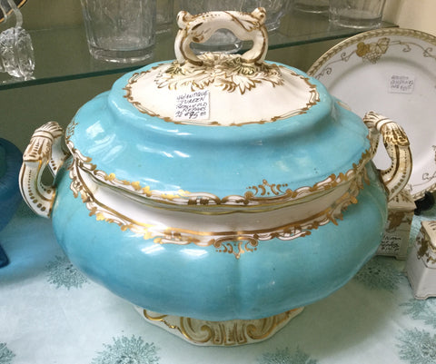 Mid-1800's Soup Tureen