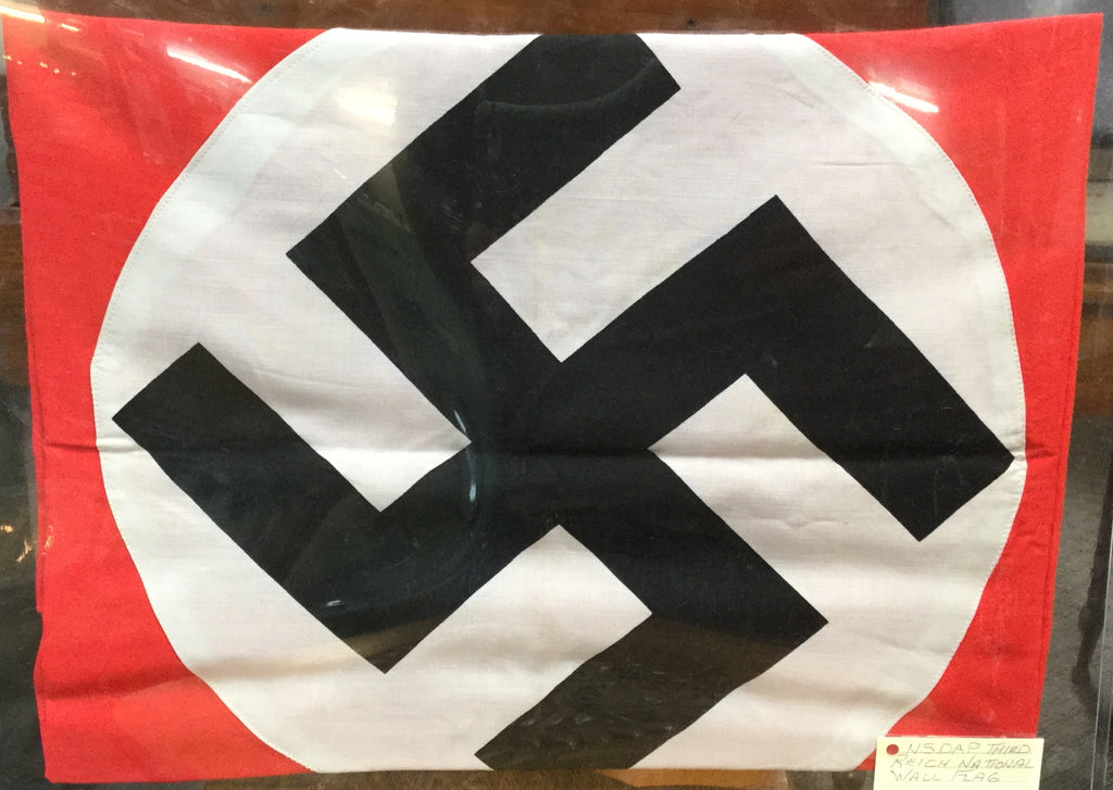 Swaztika Third Reich Wall Flag