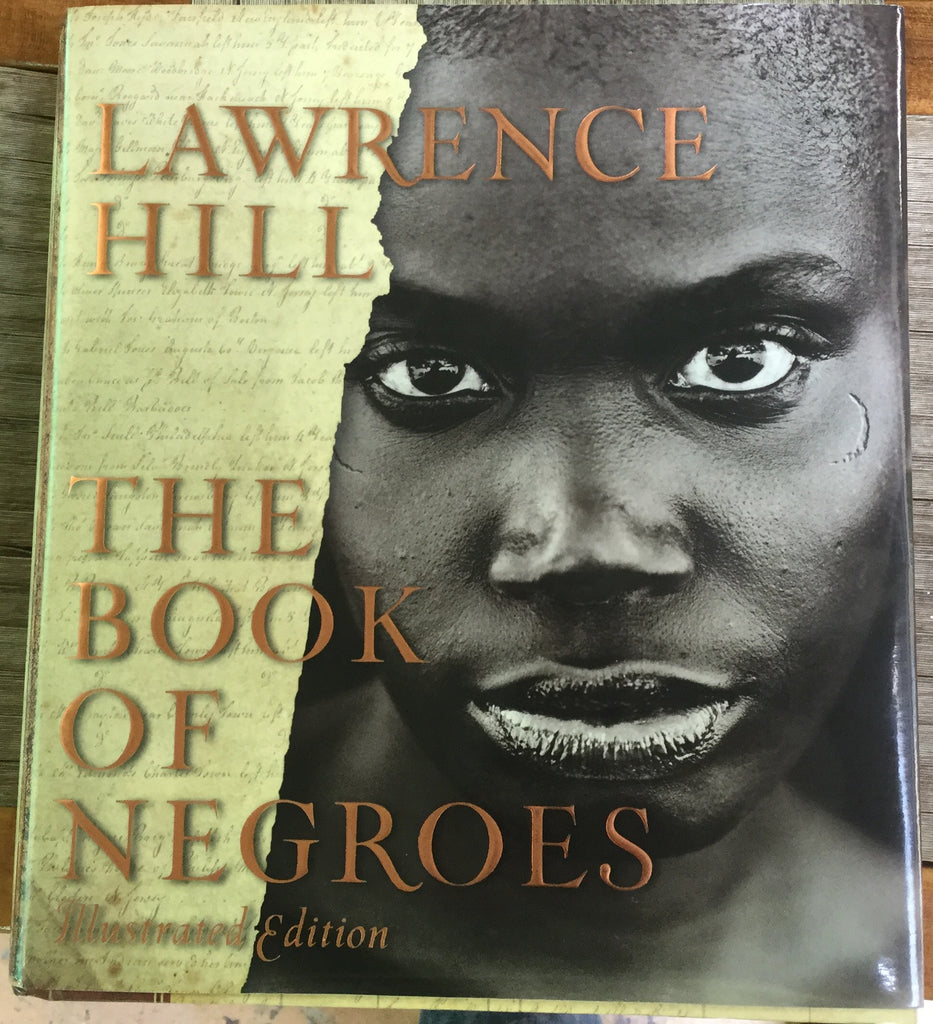 The Book Of Negroes Book