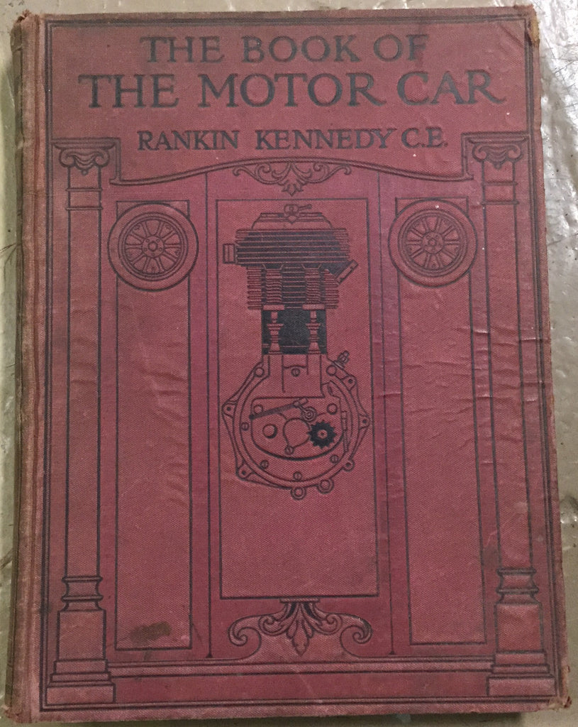 The Motor Car by Rankin Kennedy