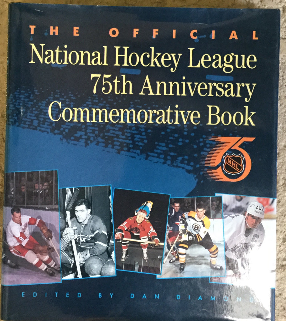 The Official National Hockey League Book