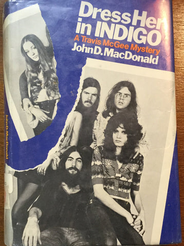 Dress Her In Indigo by John Macdonald