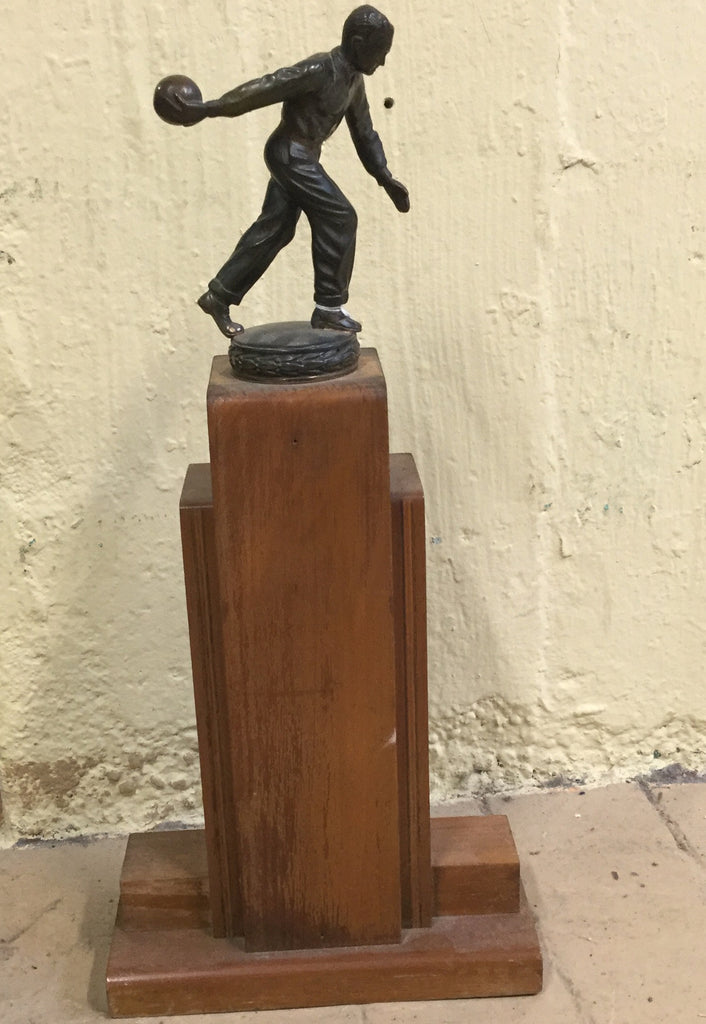 Bowling Trophy, 1940's
