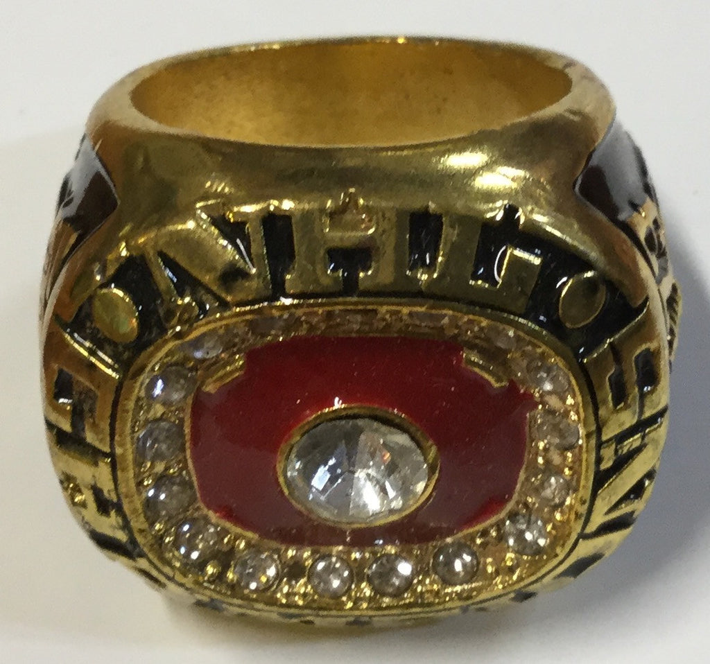 Stanley Cup Replica Ring