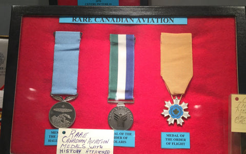 Canadian Aviation Medals
