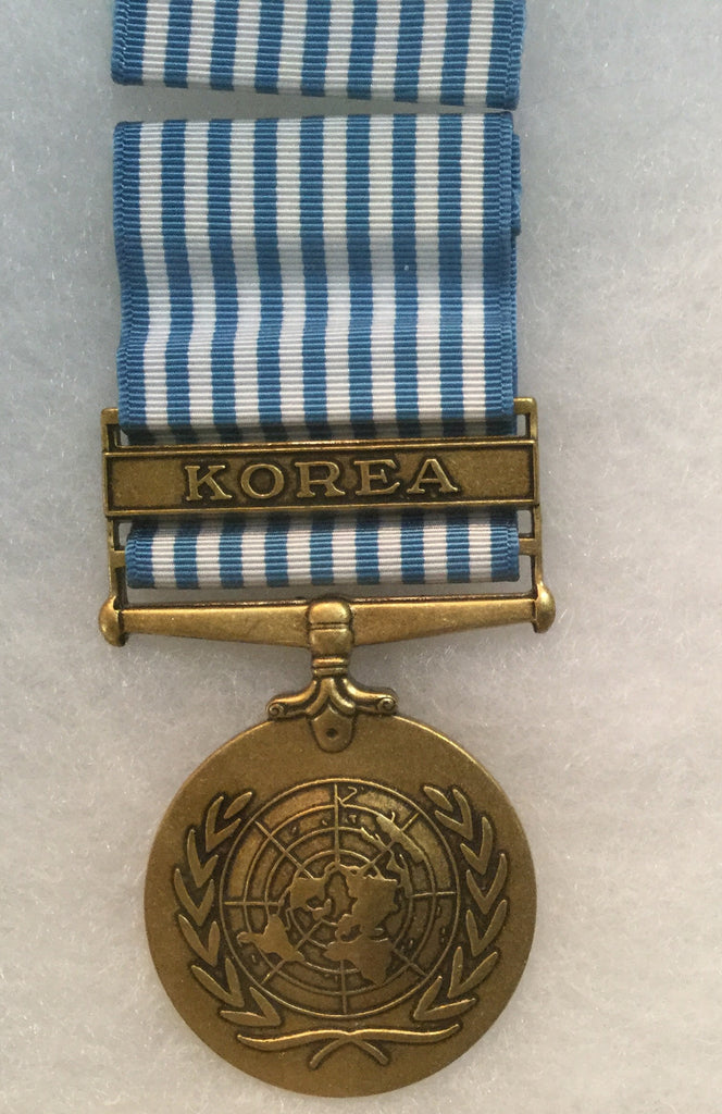 Korean War United Nations Award