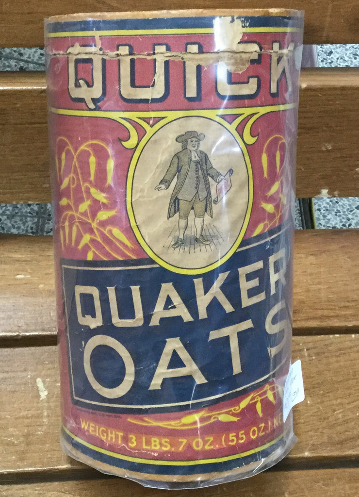 Quaker Oats Container