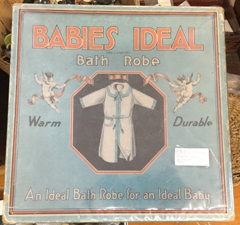 Babies Ideal Bath Robe Box