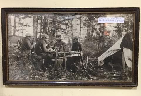 Hunt Camp Photograph, 1930's