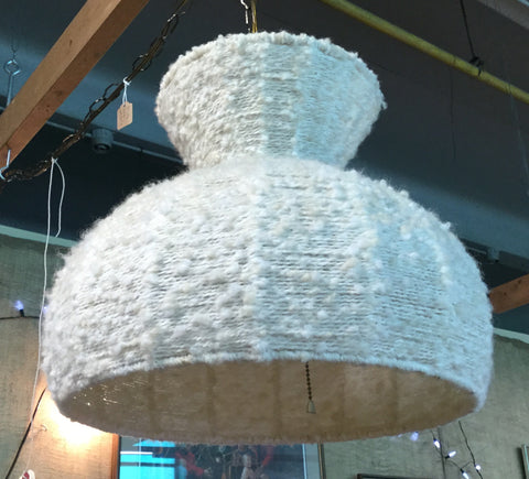 Wool Hanging Lamp
