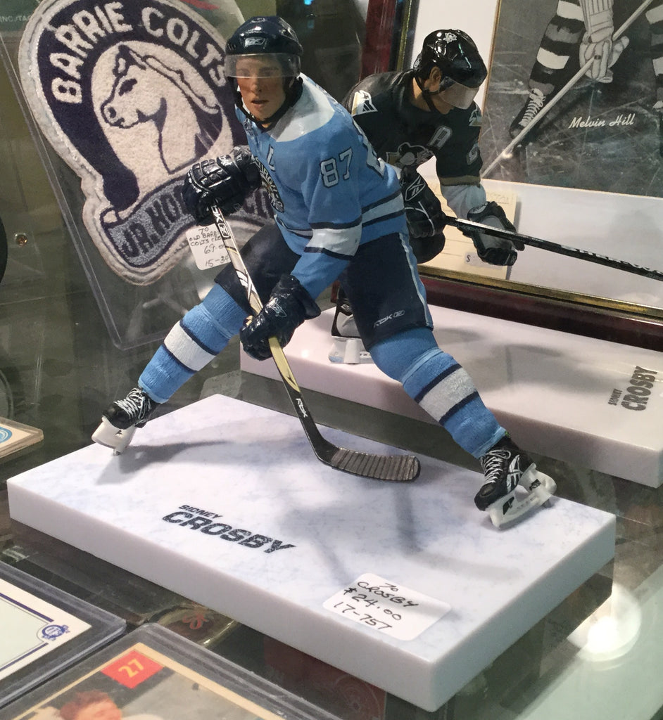 Sidney Crosby Hockey Figure
