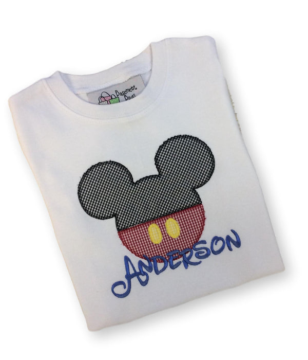 Boy Mouse T-Shirt
