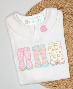 Rainboots T-Shirt