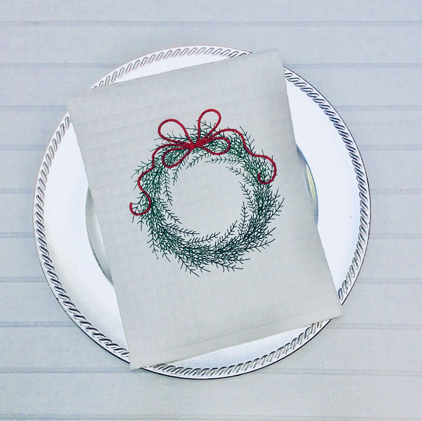 Christmas Kitchen Towels