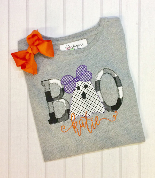 Boo Girl T-Shirt