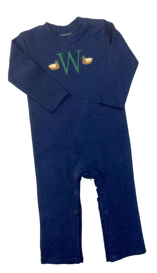 Long Boy  Romper
