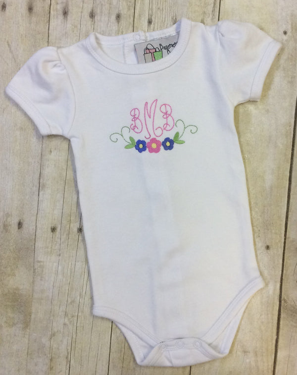 Personalized Onesie/Bodysuit