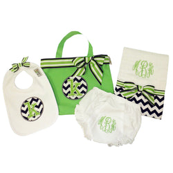 'Katie' Personalized Baby Gift Set