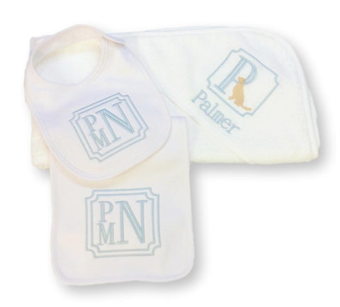 Palmer Personalized Baby Gift Set