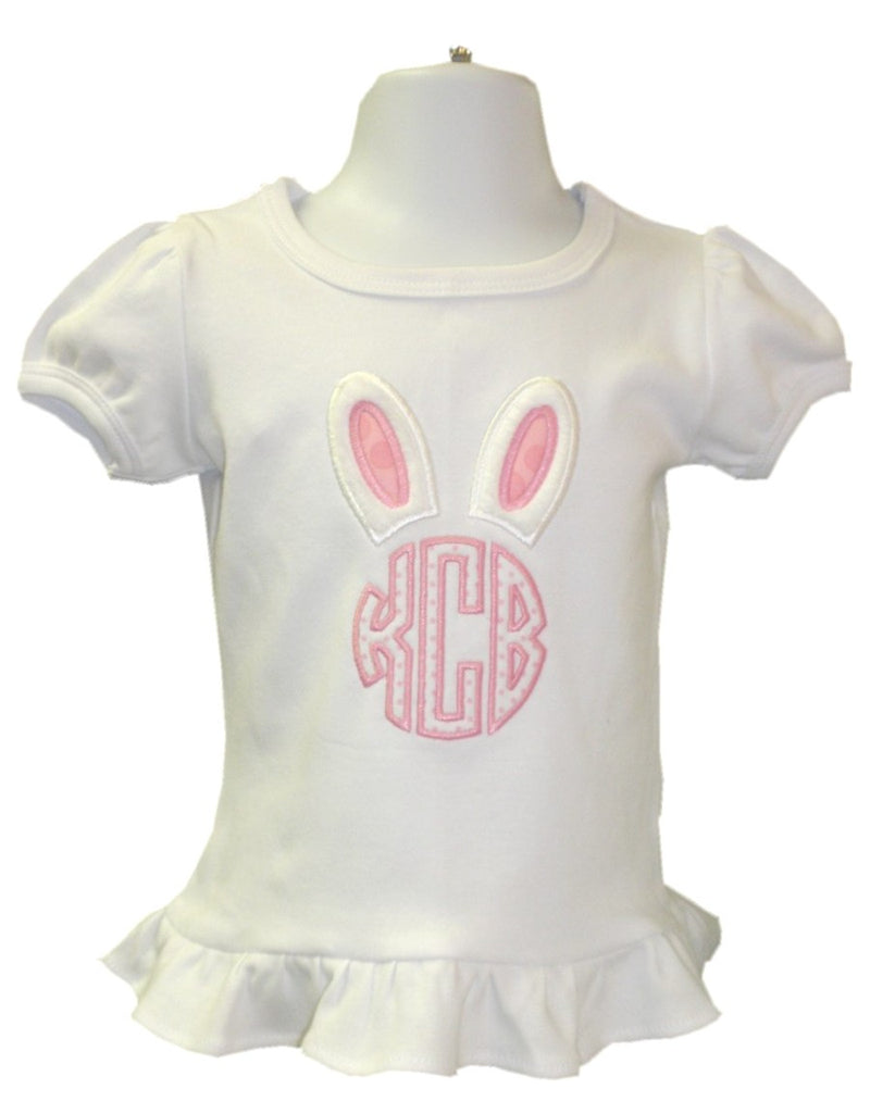 Easter Bunny Ears Tee Shirt