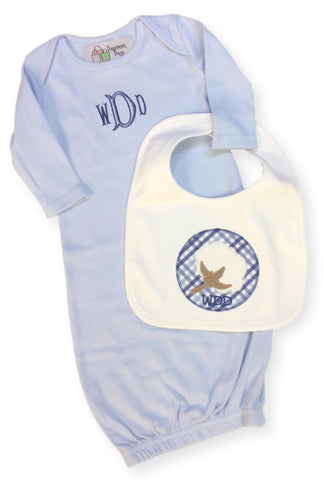 High Cotton Personalized Baby Gift Set