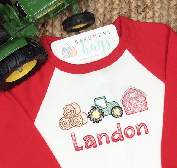 Farm Trio Shirt