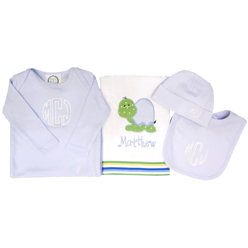 'Matthew' Personalized Baby Gift Set