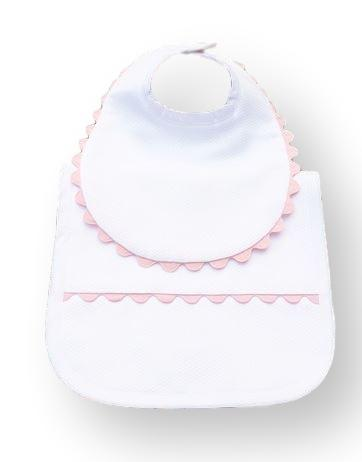 Heirloom Bib and Burp Set