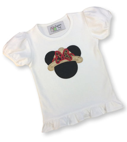 Minnie Safari Tee