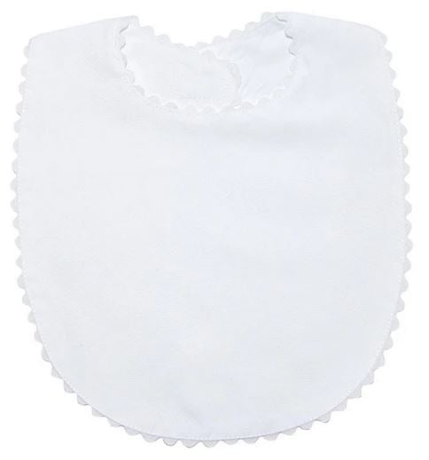 Personalized Bib-RickRac Trim