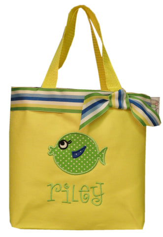 Personalized  Child's Tote