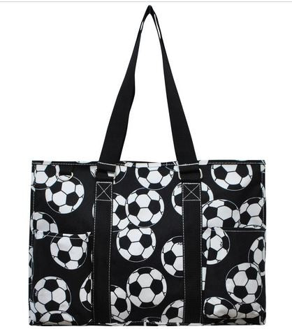 Soccer Carry All Tote