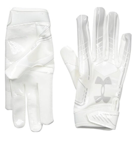 Under Armour Youth F6 Football Gloves