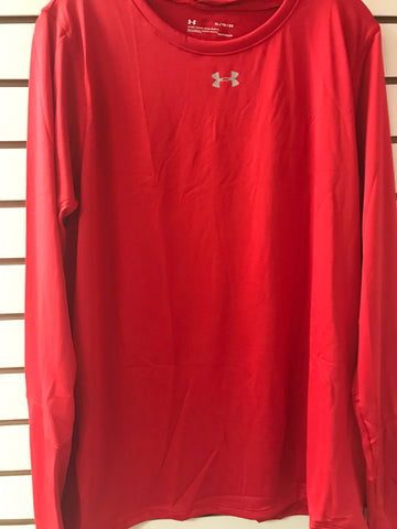 Under Armour Women's L/S Locker Tee