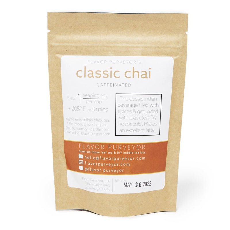 Classic Chai Loose Leaf Tea
